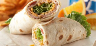 Wrap de Pavo Light